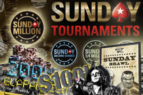 "The Sunday Briefing: ""Seraph14"" Wins PokerStars Sunday Million"