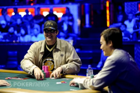 Five Thoughts: The Second Week of the 2011 World Series of Poker