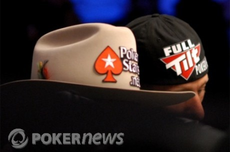 Toppe Full Tilt e PokerStars