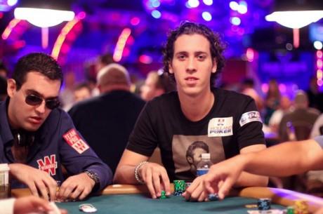 WSOP 2011 - Joey Singels beste Nederlander van dag 1b