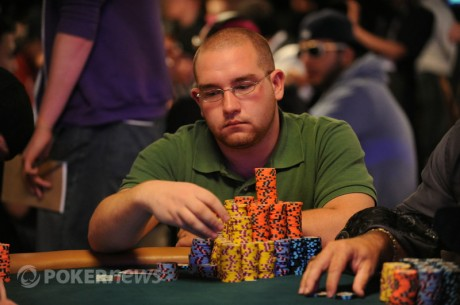 2011 World Series of Poker Day 44: Poirier and Jace Lead as Bubble Approaches