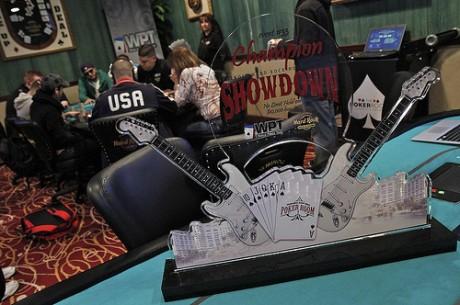 World Poker Tour on FSN: Seminole Hard Rock Showdown Part I