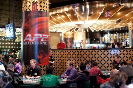 2011 PokerStars.net APPT Melbourne Day 1: Carle Topping the Field