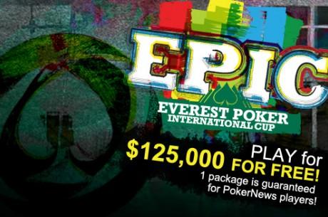 PokerNews $125,000 EPIC League - Últimos pontos em jogo