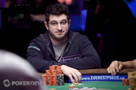 The Online Railbird Report: Blom, Galfond, & Sahamies Win Big