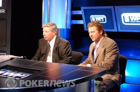 World Poker Tour Season X Press Conference
