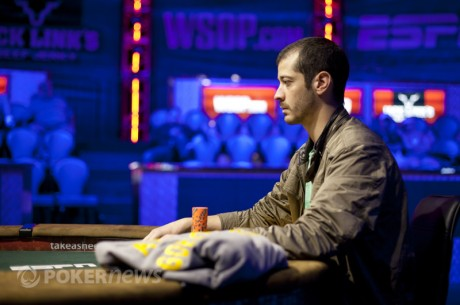 WCOOP Day 8: Athanasios Polychronopoulos Eyes WCOOP Gold