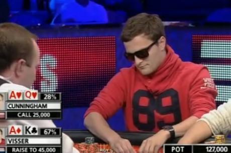 World Series of Poker Main Event - Afleveringen met Ruben Visser!