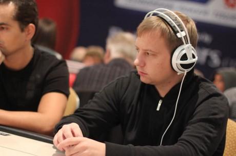 PokerStars.com EPT Londen: Vandersmissen aan de leiding