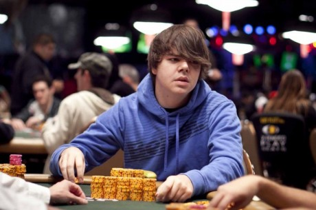 2011 PokerStars.com European Poker Tour London Day 2: Benny and the Chips