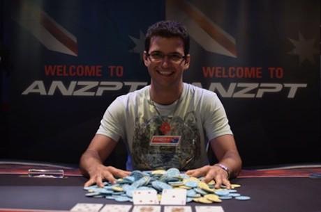 PokerStars.net ANZPT Darwin 2011: Jack Drake é o vencedor
