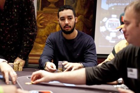36 spelare kvar i WSOPE Event #3, €5300 PLO med två svenskar