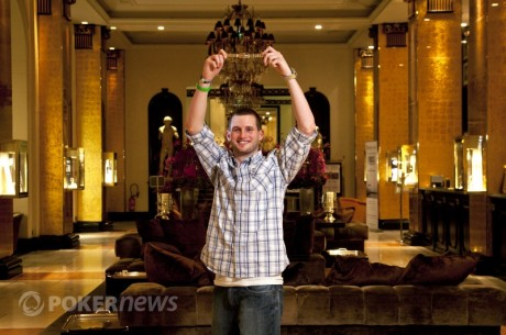 2011 WSOPE Event #4: Tristan Wade Wins; Event #5 Heads-Up; Event #6 Fierro Leads