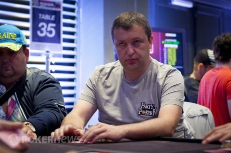 Tony G rentabilise son Main Event des WSOPE