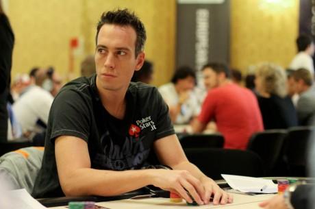 PokerStars.it EPT San Remo | Drie krachtpatsers door naar dag 3, Veldhuis bovenaan