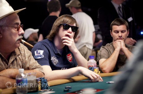 Strategy with Kristy: Randal Flowers Discusses Bluffing Preflop