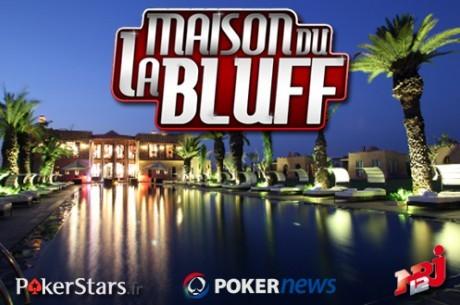 PokerStars.fr : La Maison Du Bluff Arena jeudi 17 novembre à 20h