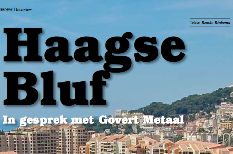 """Het beste van PokerNews Magazine: """"Haagse Bluf - In gesprek met Govert Metaal"""""""