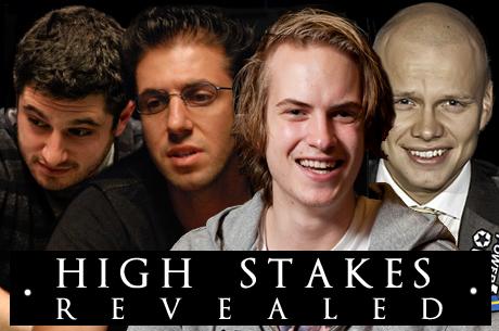 """High Stakes Revealed: Gavin """"gavz101"""" Cochrane en Joeri van der Sman doen goede zaken"""