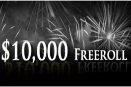 Celebra el Año Nuevo con un gran freeroll en Mansion Poker