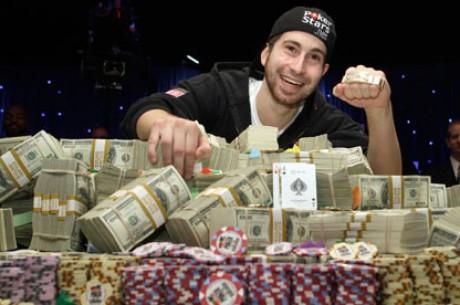 PokerNews Boulevard: Jonathan Duhamel reageert, WSOP bracelet en Rolex weg
