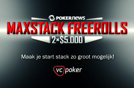 Pak jouw kans in de $10.000 MaxStack-promotie van Victor Chandler!