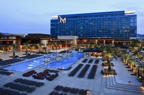M Resort President Opposes Online Poker