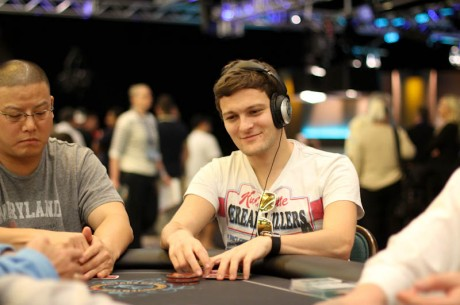 PokerStars Caribbean Adventure: Ruben Visser aan de leiding na dag twee