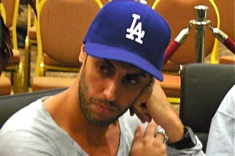 World Series of Poker Circuit Bicycle Casino Day 2: Crawford Leads; Deeb Still Alive