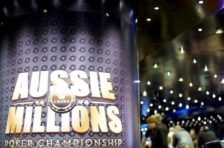 2012 Aussie Millions Event #1, Day 1b: Youssef Cleans Up; 32 Players Advance to Day 2