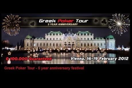 Greek Poker Tour im CCC Simmering