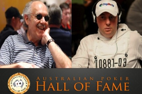 Australian Poker Hall of Fame Inducts David Gorr & Jason Gray