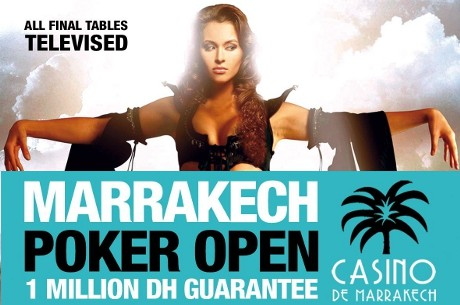 MyPok : Satellite Marrakech Poker Open - Packages Main Event