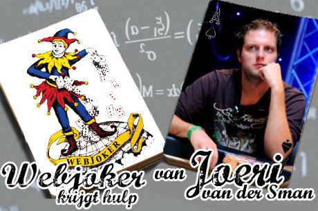 """Webjoker krijgt hulp van Joeri van der Sman: Viktor """"Isildur1"""" Blom"""