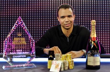 PokerNews Boulevard: Phil Ivey wint $250.000 Super High Roller!