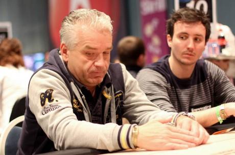 PokerStars.fr EPT Deauville: Pim van Riet vergaart grote stack