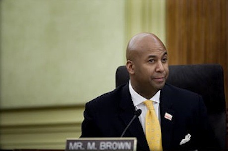 D.C. Council Member Michael A. Brown Likely to Reintroduce Online Poker Legislation