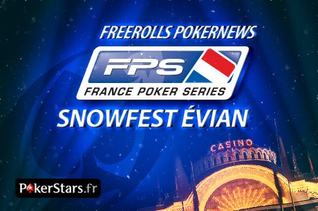 fps evian freeroll pokernews pokerstars