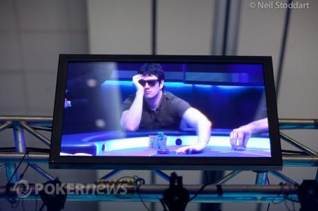 PokerStars SuperStar Showdown: Viktor Blom Up Nearly $100,000 Before Match Postponed