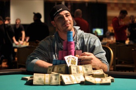 Ryan Eriquezzo Wins 2012 World Series of Poker Circuit Caesars Atlantic City Main Event