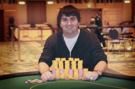 Joe Kuether Wins World Series of Poker Circuit Harrah's Rincon