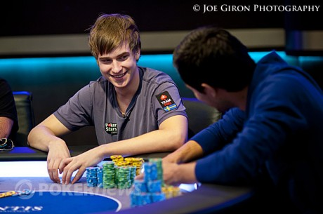 Viktor Blom Takes On Isaac Haxton in $1 Million Winner-Take-All SuperStar Showdown
