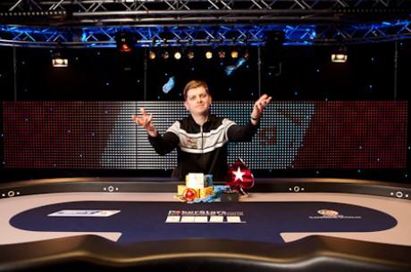 PokerStars.com EPT Campione: Wrang wint, Busquet tweede en De Visscher vijfde