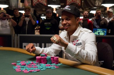 [World Series of Poker - Meeste bracelets] - #5 Phil Ivey