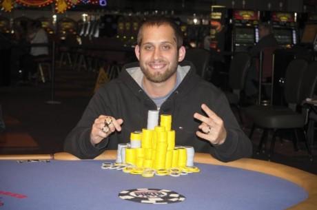 Tripp Kirk Wins the World Series of Poker Circuit Harrah's St. Louis Main Event