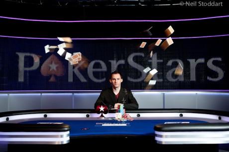 Justin Bonomo Wins PokerStars and Monte-Carlo® Casino EPT Grand Final Super High Roller