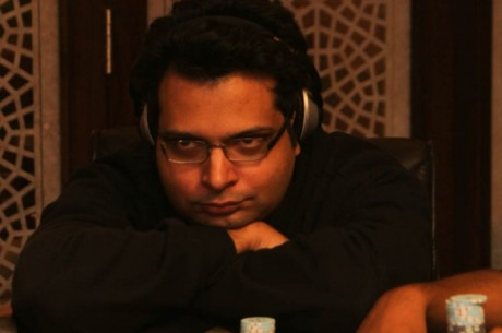 Amit Varma PokerStars AppT