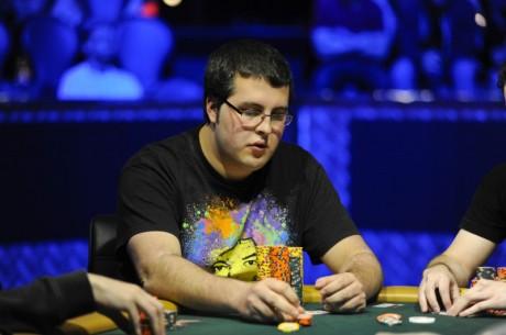 PokerStars og Monte-Carlo®Casino EPT Grand Final €25 000 High Roller Dag 1: Badecker i ledelsen