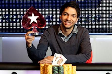 Mohsin Charania Osvojio PokerStars i Monte-Carlo® Casino European Poker Tour Grand Finale