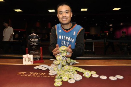 A.P. Phahurat Discusses His Win at the 2012 Chad Brown Challenge and More